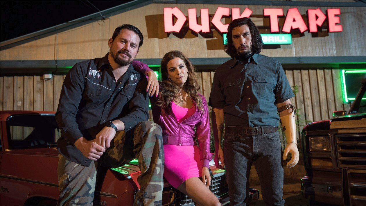 Logan Lucky International Trailer Revealed