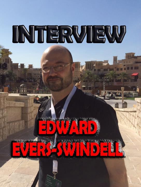 #New #Post @DarkSignalMovie #DarkSignal @EdEversSwindell #INTERVIEW EDWARD EVERS-SWINDELL - DIRECTOR Full Here: http:// bit.ly/2sbDhUm  &nbsp;  <br>http://pic.twitter.com/7GAigAdLZz