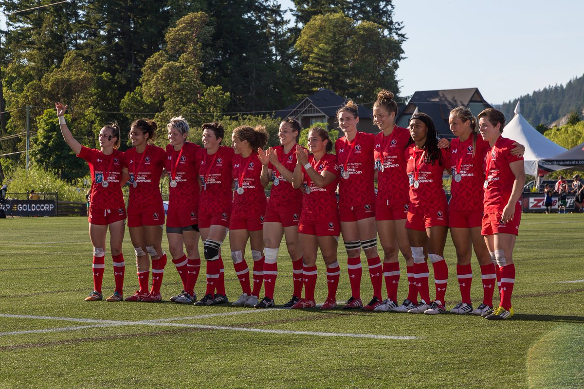 A whole nation is proud of these women! #RISEAsOne #RC7s #ChampionHer...