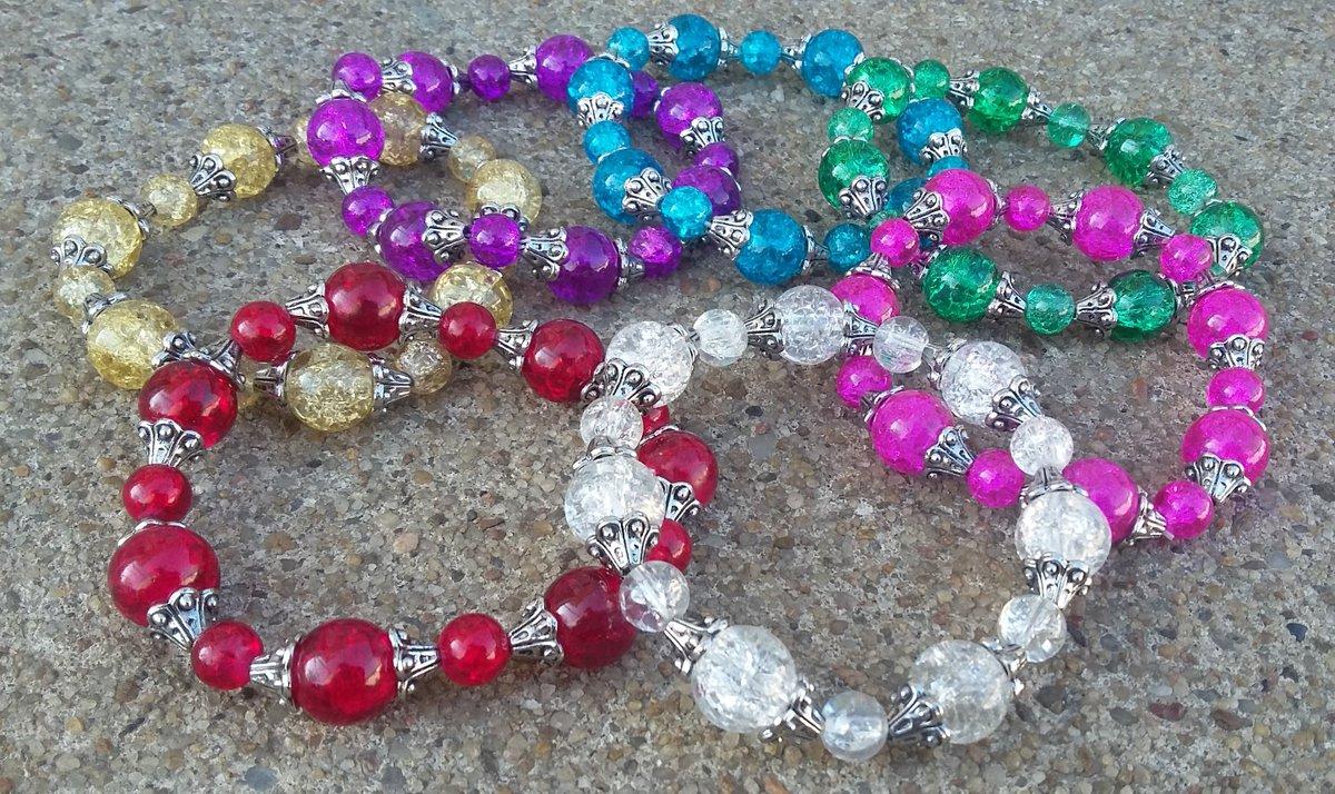 Handmade Jewelry  #etsyshop #onlineshopping #epiconetsy #smallbusiness #womeninbiz #accessories #giftideas #forsale   http://www. etsy.com/shop/Krystalin eElegance &nbsp; … <br>http://pic.twitter.com/qmQJFICwXB