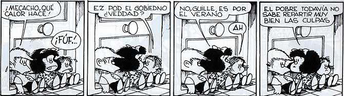 Todavía no sabe repartir muy bien las culpas #MafaldaQuotes https://t.co/h48etXBoeI