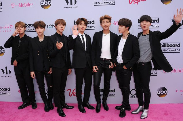 .@BTS_twt reflect on their 'dream come true' #BBMAs experience https:/...