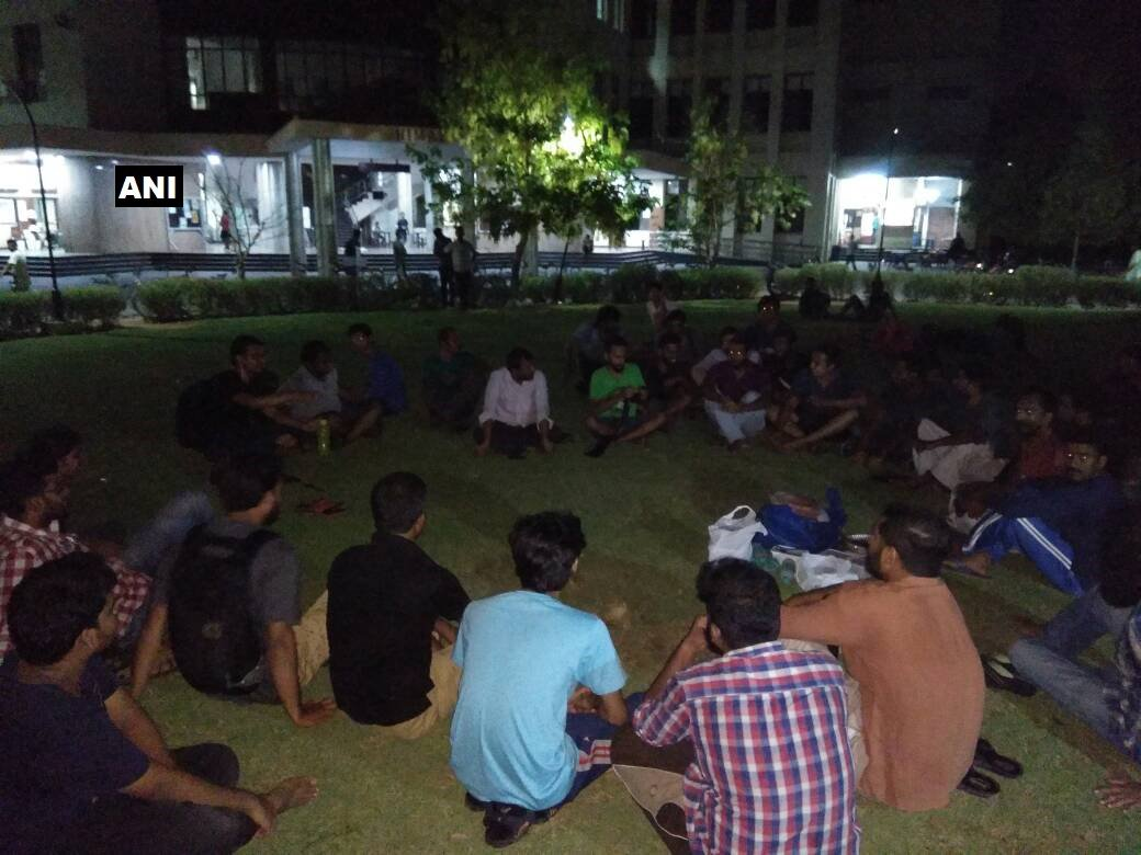 Image result for IIT madras conducted beef fest