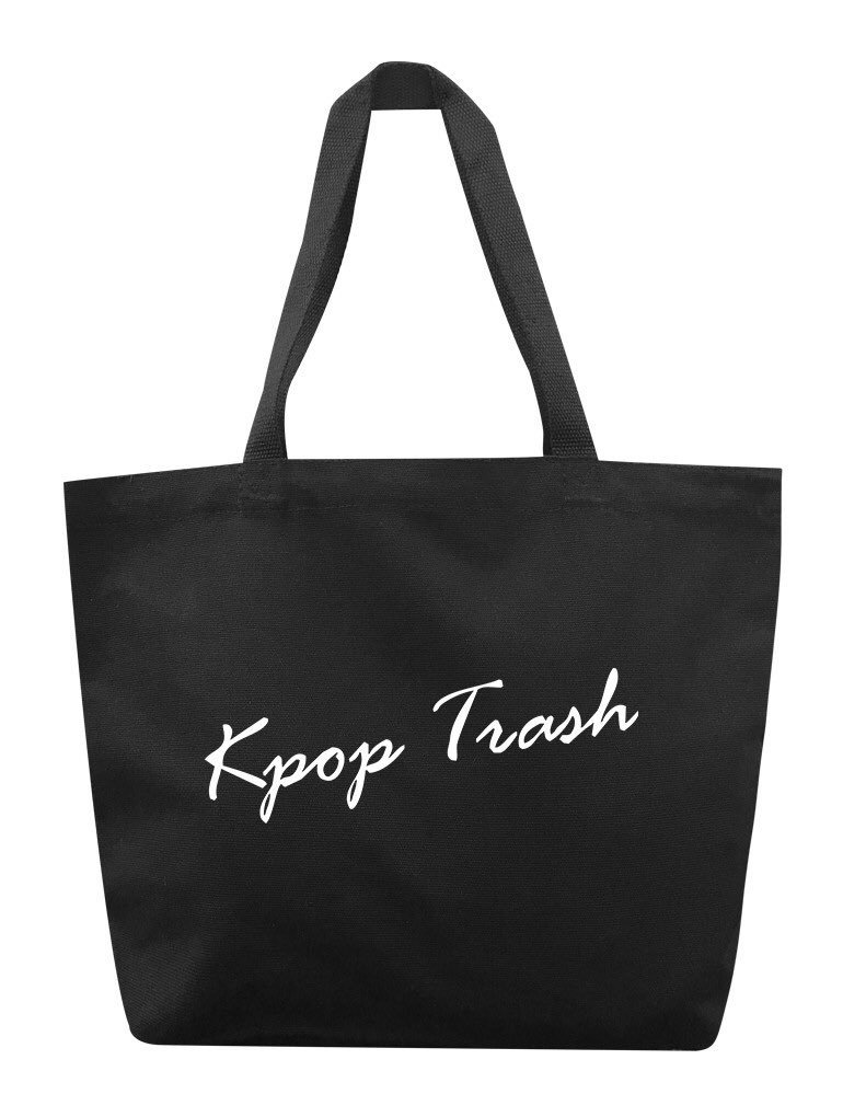 The perfect daily carry for all your Kpop Trash 😄