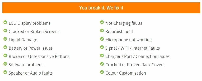 You break it, We fix it    https:// fonerepairs.uk/repairs/  &nbsp;    #mobile #Mpgvip #defstar5 #makeyourownlane #growthhacking  #DigitalMarketing <br>http://pic.twitter.com/FyI9b5sQw3