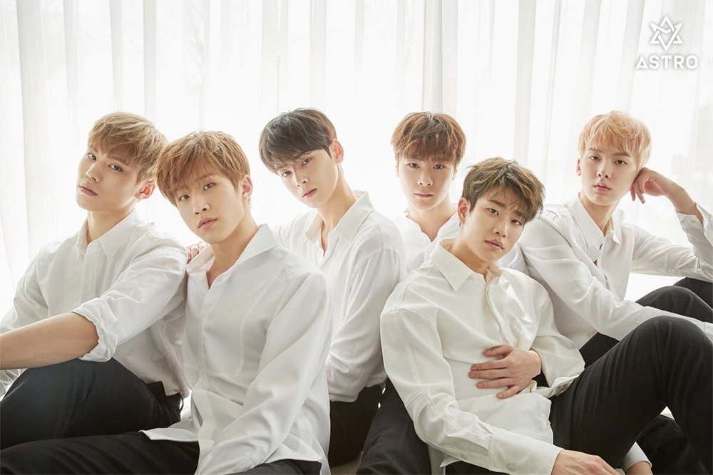 ASTRO sings to their \'Baby\' in new mini album \'Dream Part 01\'