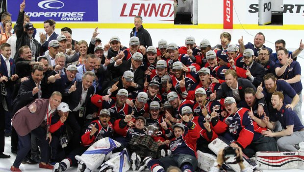 Windsor Spitfires beat Erie Otters to win 2017 #MemorialCup FULL STORY...