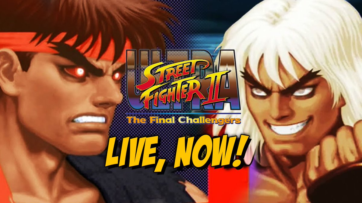 Maximilian Dood On Twitter Streaming Now Ultra Street Fighter 2