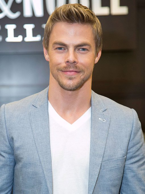 Happy Birthday Derek Hough