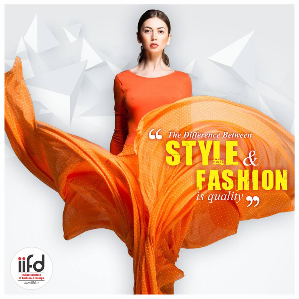 Indianfashion7 On Twitter The Difference Between Style Fashion Is Quality Https T Co Ooih92gvzn Iifd Iifdfashion
