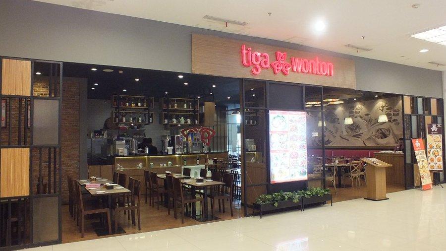 Tiga Wonton (Tangerang); Menu Oriental Yang Halal