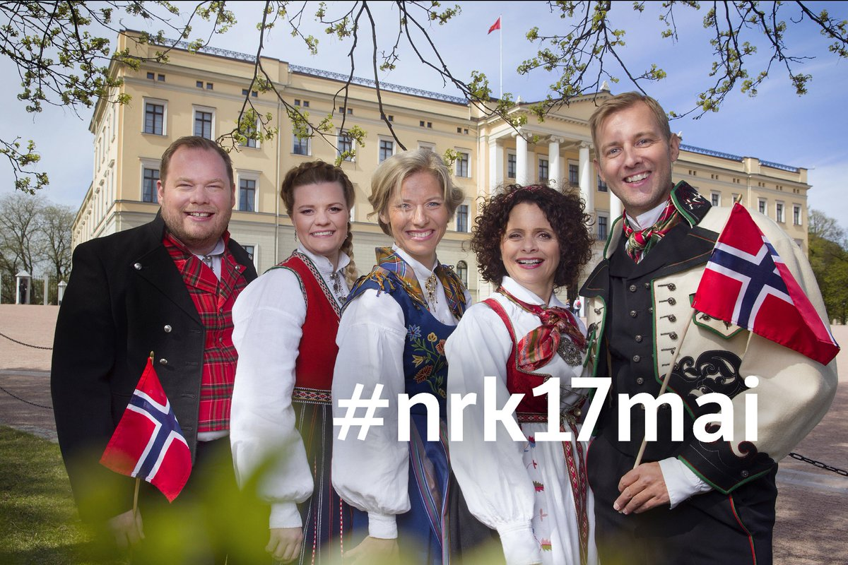 To our friends abroad: NRK's Norwegian Independence Day broadcast is freely available here: https://t.co/nNuSQjNMxV https://t.co/xMTRZwm1B6