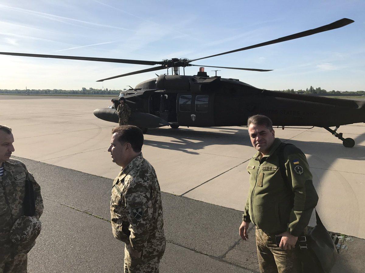 Полторак посетил Командование подготовки 7 армии Сухопутных войск США в Европе - Цензор.НЕТ 2626