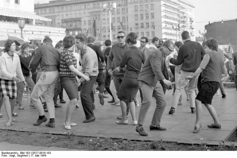 egyetlen dance berlin