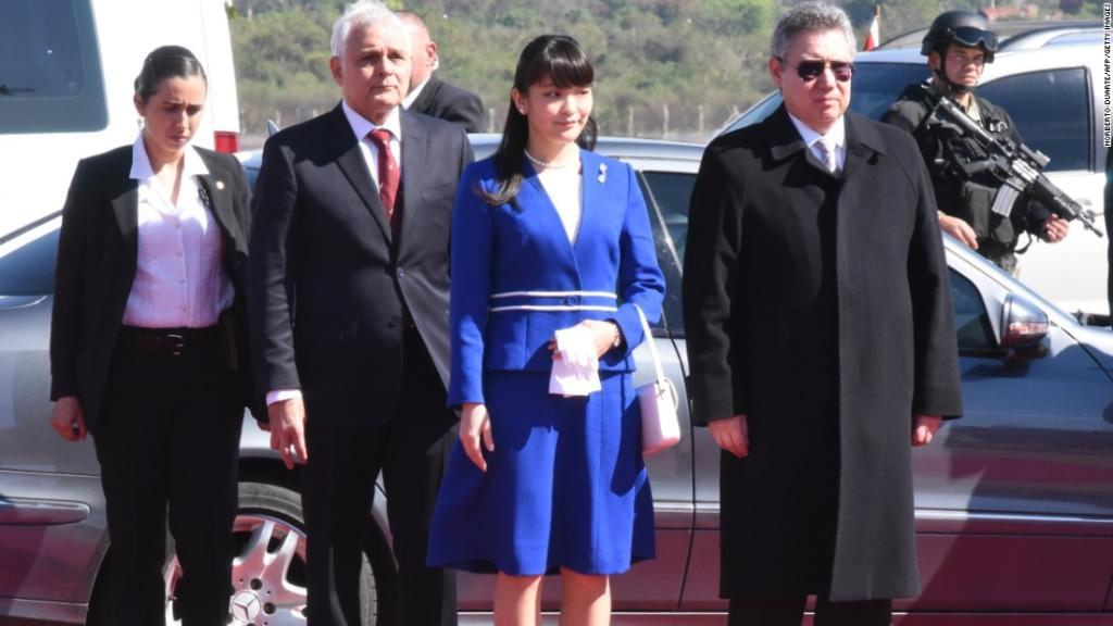 Princess Mako : Japan Princess Mako royal status love