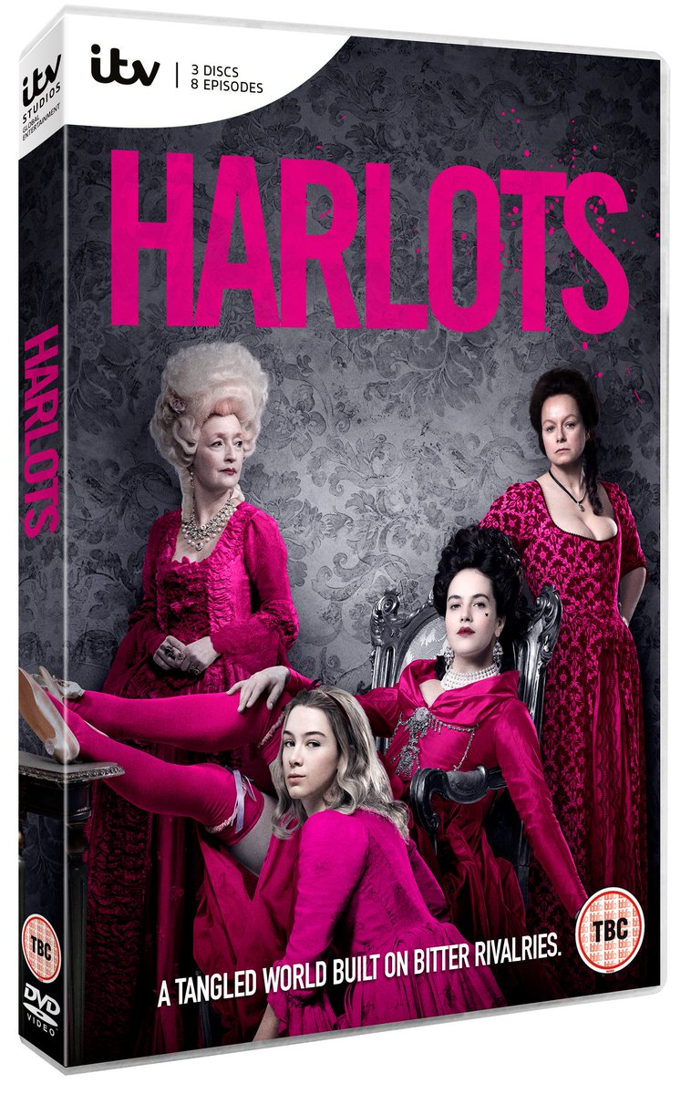 Follow & RT to #Win #Harlots on DVD! T&Cs https://t.co/5BPScXB...