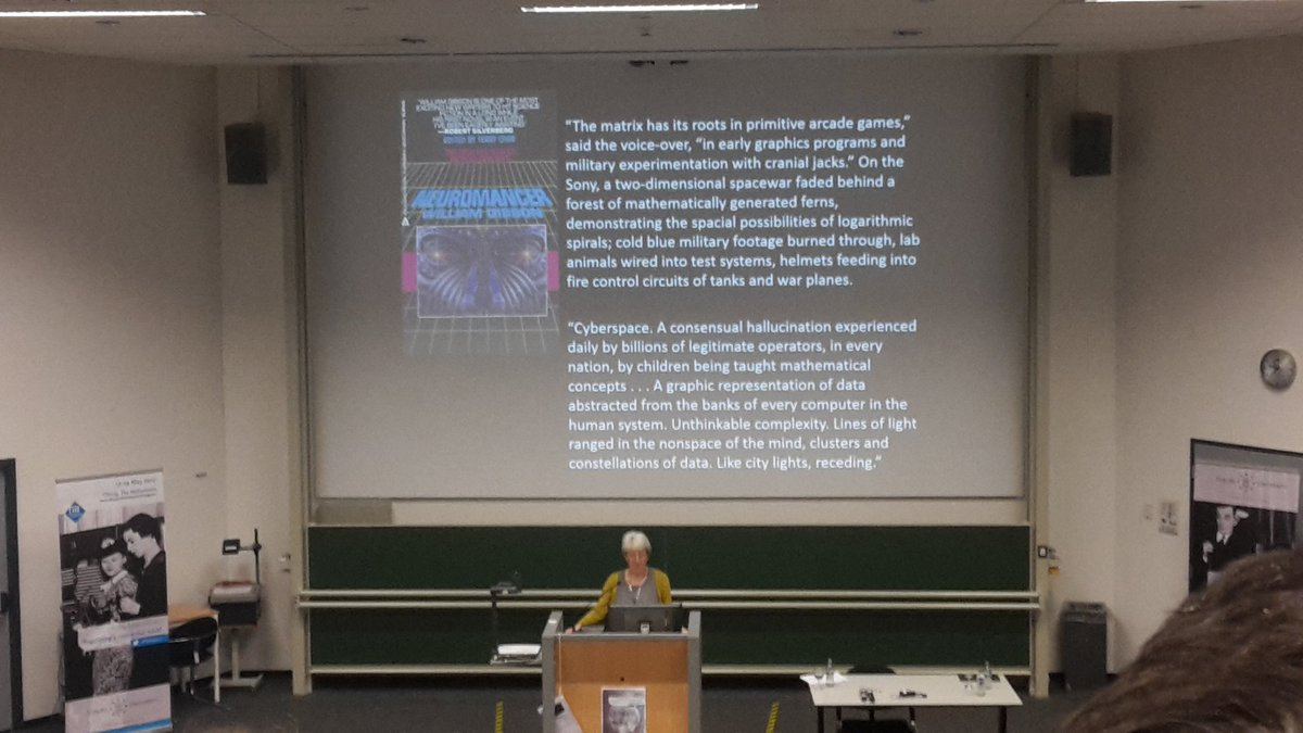 Shaz Jameson On Twitter Wyatt Sally Highlighting Definition Of Series Circuit For Kids Cyberspace As A Consensual Hallucination In Gibsons 1984 Cyperpunk Neuromancer Novel