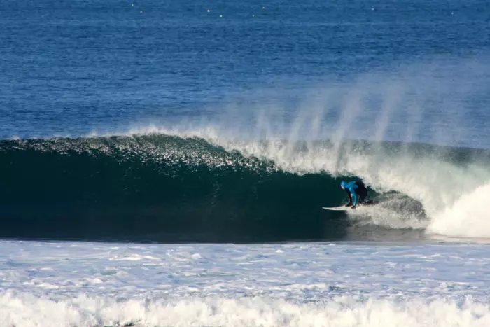 Scottish surfers prepare to take on world's best in Biarritz scotsman.com/lifestyle/outd…