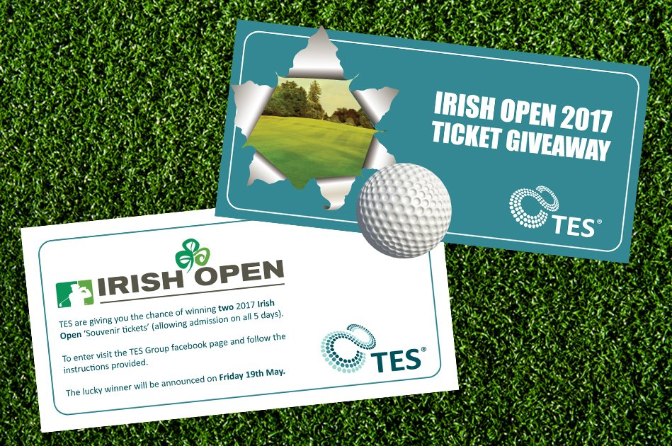 test Twitter Media - Have you entered yet?   #ThreeDaysToGo #DontDelay #TES #Group #IrishOpen #Golf #NorthernIreland #Tickets #EnterNow  https://t.co/fTkH7eXW1S https://t.co/YzoEykCou8