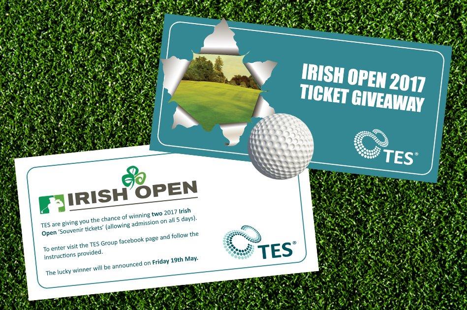 test Twitter Media - Have you entered yet?   #ThreeDaysToGo #DontDelay #TES #Group #IrishOpen #Golf #NorthernIreland #Tickets #EnterNow  https://t.co/fTkH7eXW1S https://t.co/YzoEykCou8