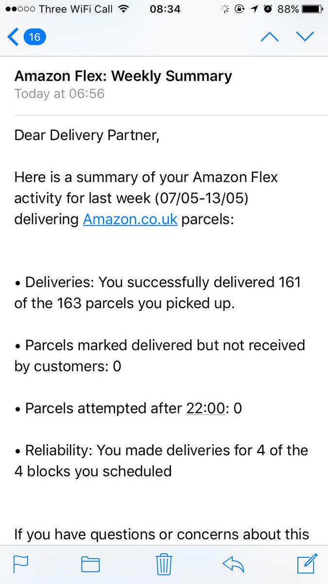 Amazon Flex UK Forum (@AmazonFlexUK) | Twitter