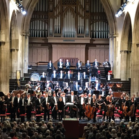 @NNFest Thank you for bringing CBSO to #Norwich, amazing concert last night in St Andrews Hall, we loved it! @TheCBSO https://t.co/bLMSpDo0Rl