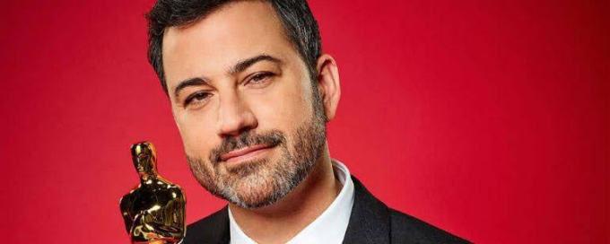 El cómico Jimmy Kimmel repite y presentará de nuevo los Premios Oscar el próximo 4 de marzo de 2018