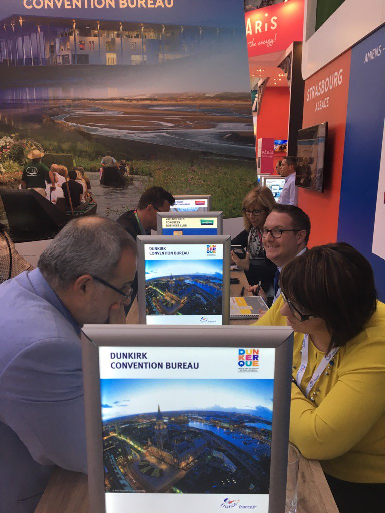 Come and meet warm northern France team ! #BizinFrance #imexfrance #IMEX17 #hautsdefrance <br>http://pic.twitter.com/dkSlYIClyW