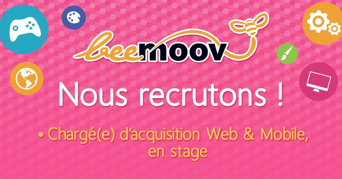 [#Recrutement] Nous recherchons activement un(e) Chargé(e) d'acquisition #Web et #Mobile en #stage à #nantes https://goo.gl/YM9d8A