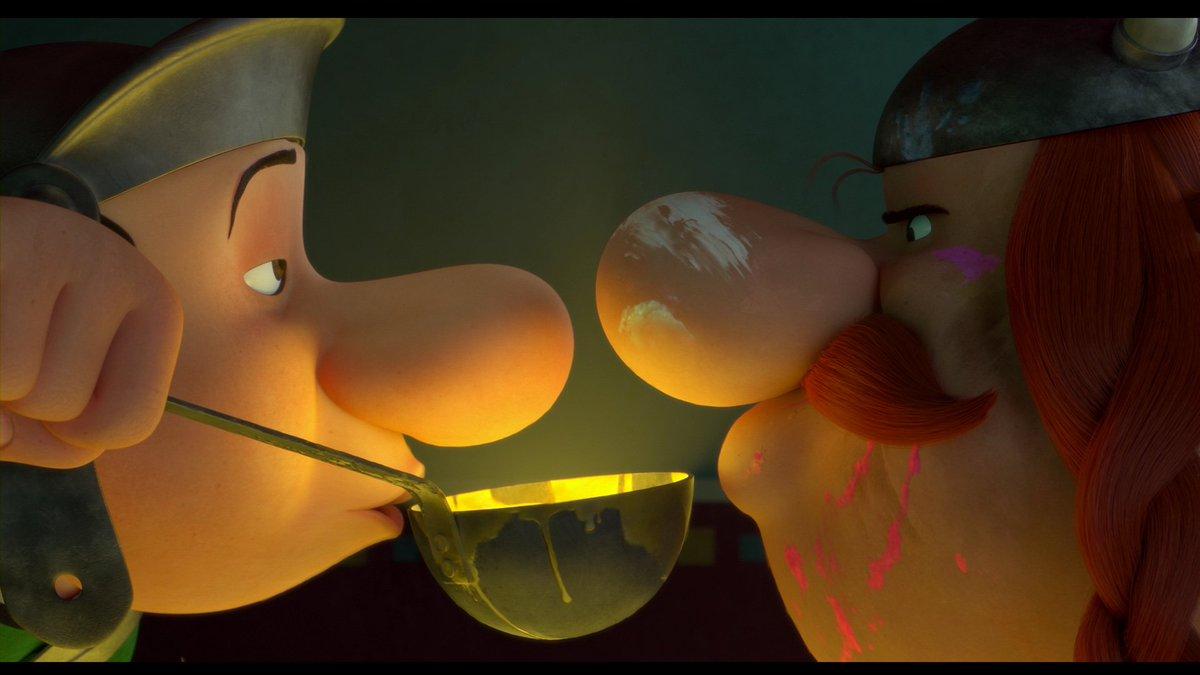 Tin tức 'Asterix: The Secret of the Magic Potion' tung trailer hấp