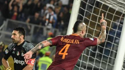 #RomaJuve, the #Nainggolan: provocation &quot;The man of me ... made goals&quot;  http:// rosea.it/0a61bfcaby  &nbsp;   #serieA #roma<br>http://pic.twitter.com/Gxrzjiic2P