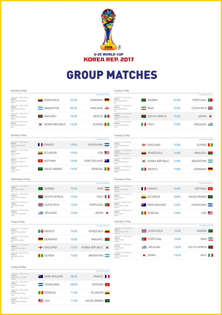 picture about Printable World Cup Schedule referred to as TopStar Zambia upon Twitter: \