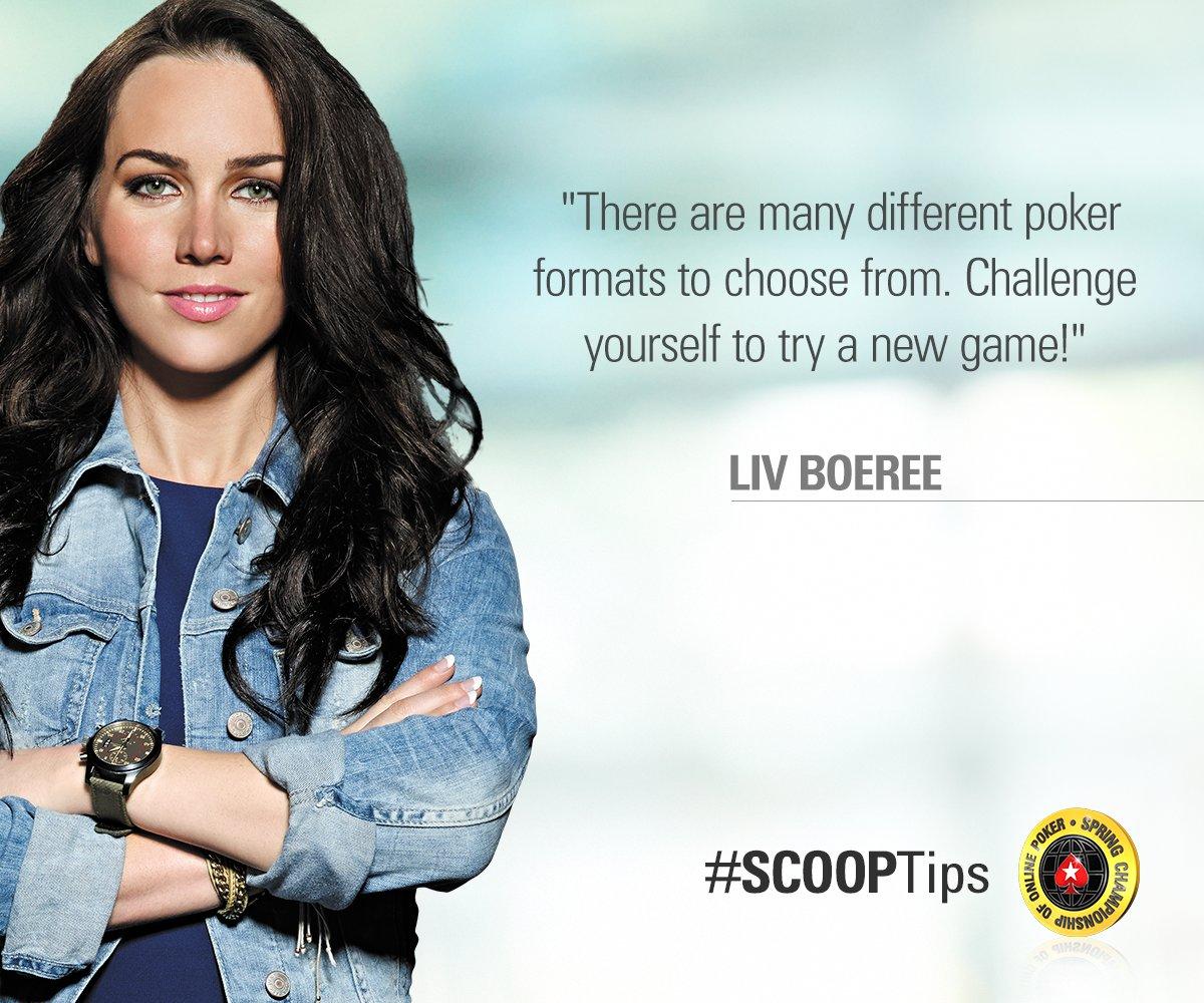 Fancy a bit of No Limit Omaha? That's on today's schedule. 😉 #SCOOPTips #SCOOP2017