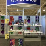 Our #bestofshow @pizzaexpress packs pride of place in the @PAC_Consortium booth at #ADMExpo #packaging #design