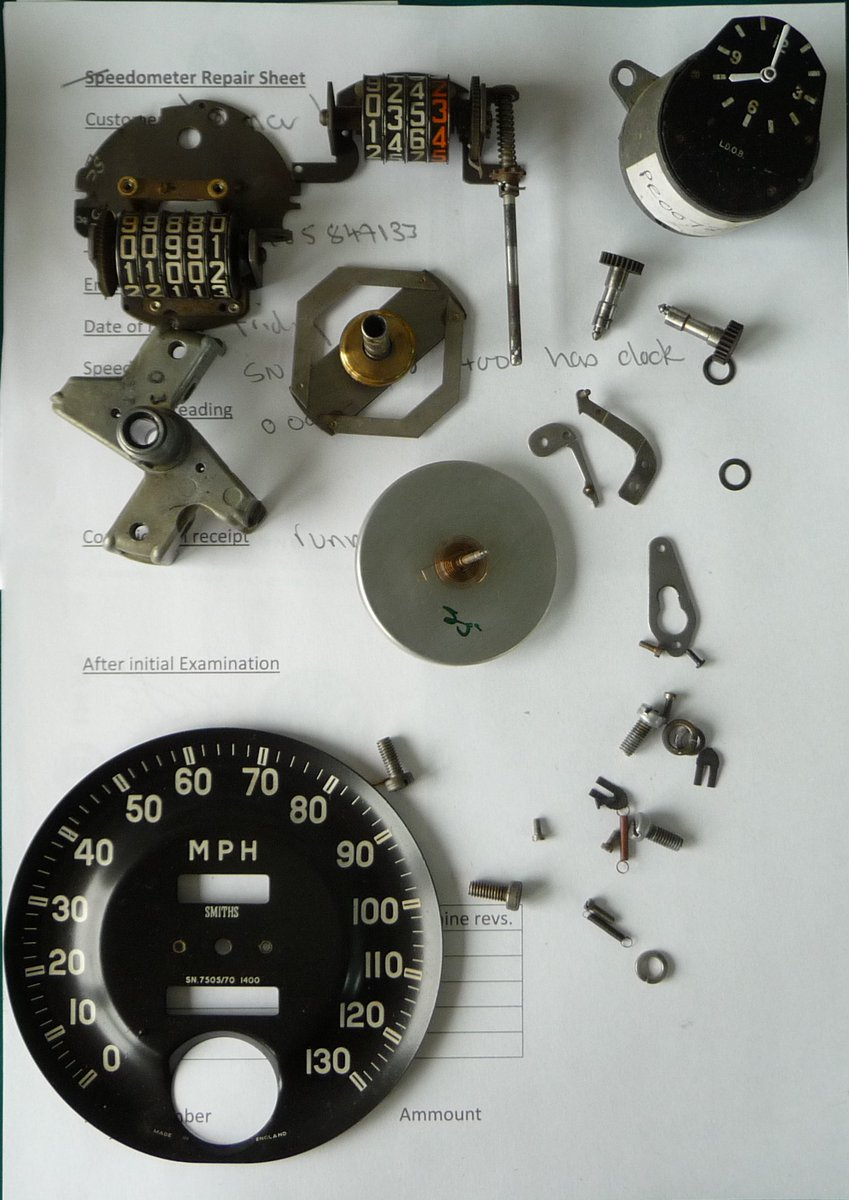 Speedometer Repair on Twitter: