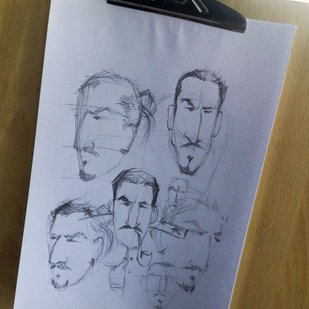 Oops..that&#39;s how you sit down to draw Zlatan t-shirt sketch and get Stalin instead #mufc #RedDevils #manutd #Zlatan <br>http://pic.twitter.com/a0BHcxlrhb
