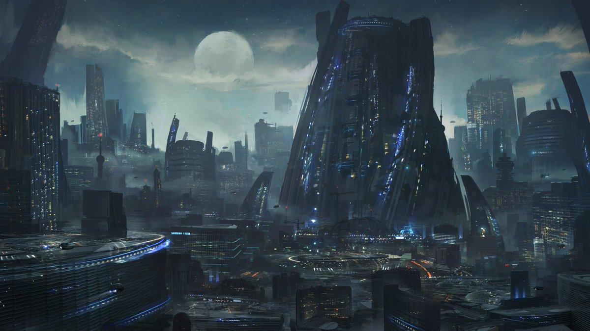 sci fi art - 1200×675
