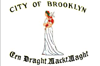 "The Brooklyn flag even has some old Dutch in it ""Een Draght Maekt Maght"" (Unity makes strength) https://t.co/0ztqtSFDni"