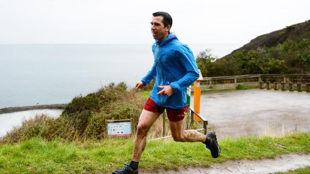 Fier d'accueillir Christophe Lefèvre 5e du @trailglazig 54 km et 22e du @OuestTrail. Il vient aussi de remporter le #trail 25 km à Pordic.