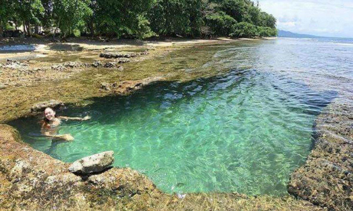 Tiquicia irie rasta on twitter como cuando tienes el for Piscina natural de puerto santiago