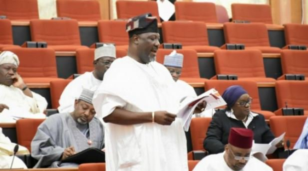 Senator Dino Melaye, ex-Senators from the State demanded for immediate resignation of Governor Bello over double registration or face impeachment.