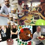 It's #worldbakingday and that's one thing we certainly know how to do! 🎂 #agencylife #Foodie