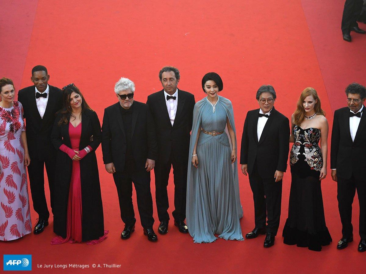 Αποτέλεσμα εικόνας για cannes 2017 red carpet jury