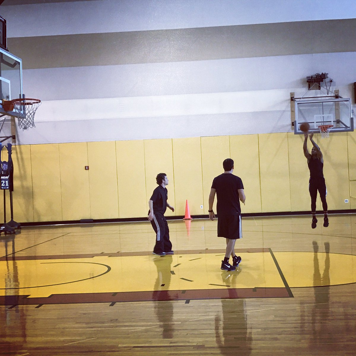 """Rodney McGruder Don't Care That It's The """"offseason"""