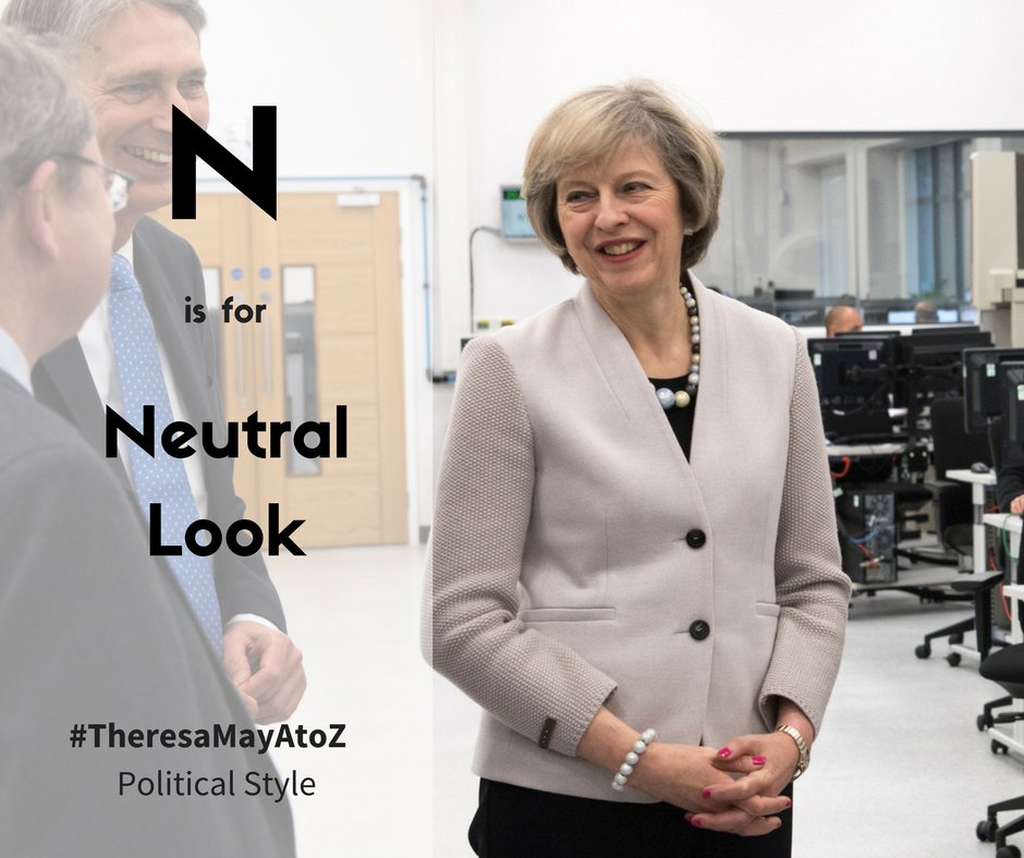 check out some of theresamay s classic hits here http politicsandstyle blogspot co uk 2017 05 theresa may z n is for neutral look html pic twitter com