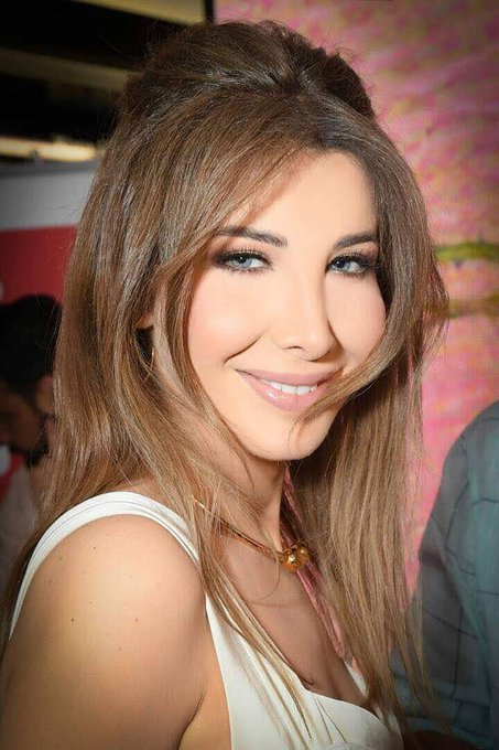 Happy birthday to nancy ajram