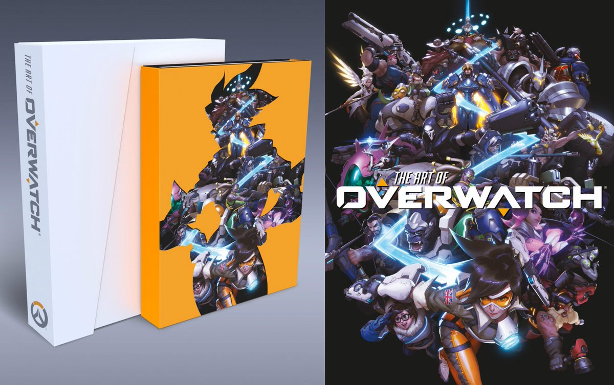 Wario64 On Twitter The Art Of Overwatch Limited Edition Is Down To 60 Amazon 40 Off Tco ZmSHIrrvIv Standard 2999