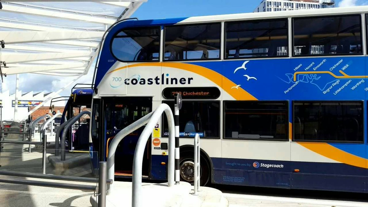 Stagecoach South On Twitter Have You Discovered Portsmouth S New