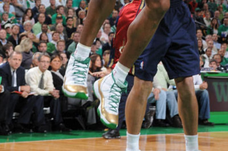 414d1ed4f3736e Rudy Gay tried to get Ray Allen s player exclusive Air Jordan 11s... guess