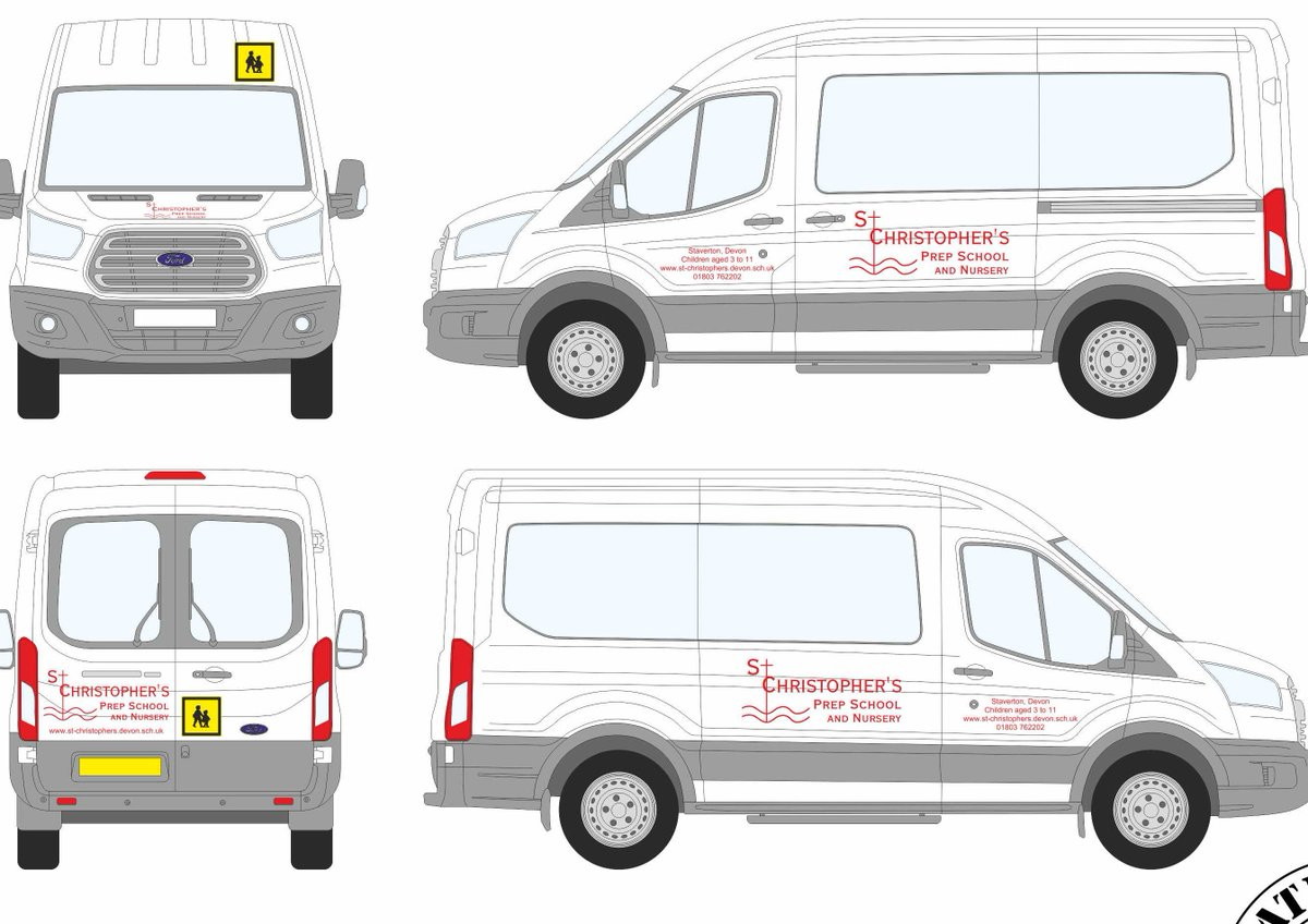 "St Christopher's Sch on Twitter: ""The new Minibus is on order and ready for the Torbay area route starting in Sept 2017. @isaschools #Torbay #brixham ..."